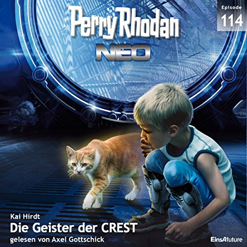 Die Geister der CREST audiobook cover art