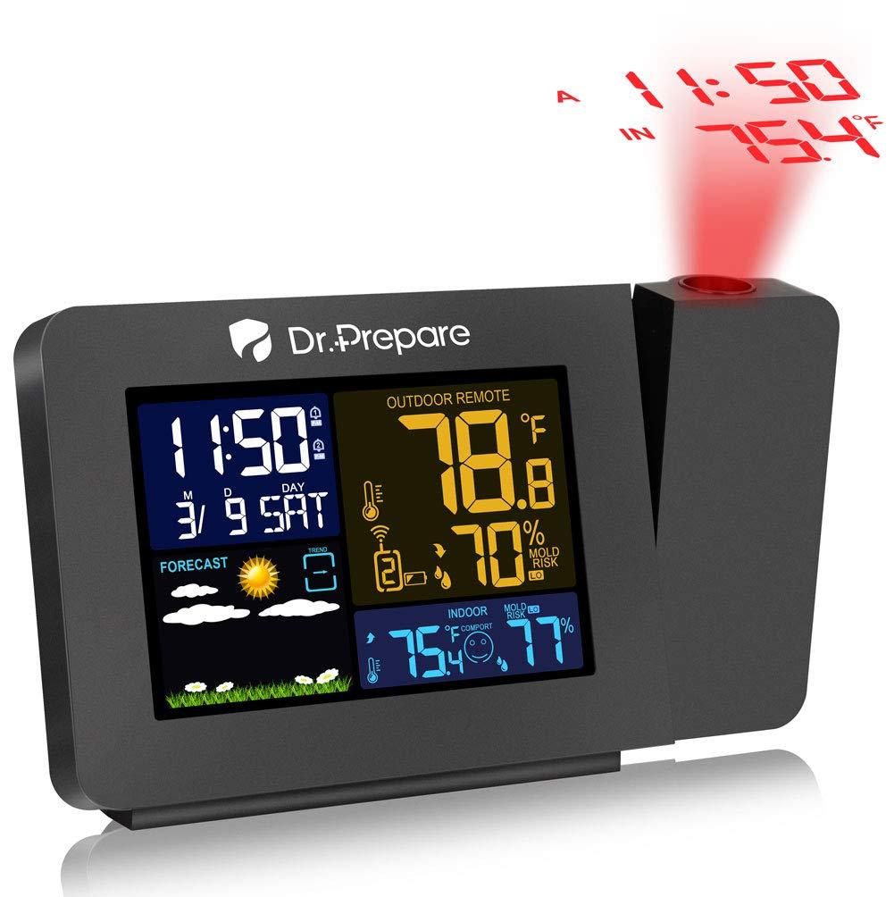 Dr Prepare Projection Temperature Multi Colored