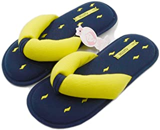 Millffy Memory Foam Cushioning Summer SPA Women's Knit Thong Slipper Japanese Cotton Slippers