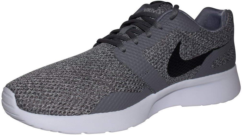 NIKE Men's Kaishi Athletic shoes (9 D(M) US, Gunsmoke Black-White)
