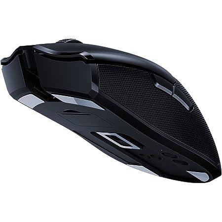 Razer Viper Ultimate - Ratón Inalámbrico para Juegos (Ratón Gaming, Ambidiestro, con 69 g de Peso, Cable Speedflex, Sensor Óptico 5G, RGB Chroma) - con Estación de Carga - Negro