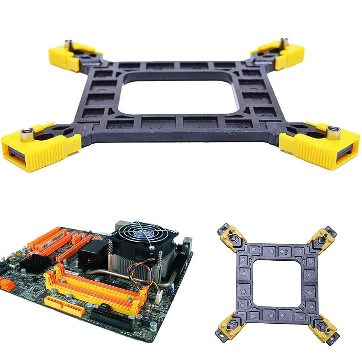 putdWH99 PC Accessories | Desktop Computer CPU Heatsink Backplate Mounting Bracket for Intel G31/G41/945