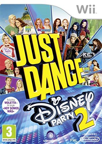 Just Dance Disney Party 2 (Nintendo Wii)