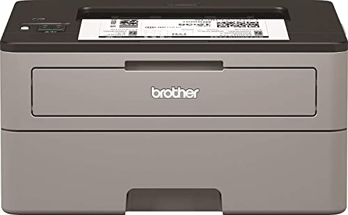 Brother HL-L2350DW Mono Laser Printer- Single Function, Wireless/USB 2.0, 2 Sided Printing, 30PPM, A4 Printer, Small ...
