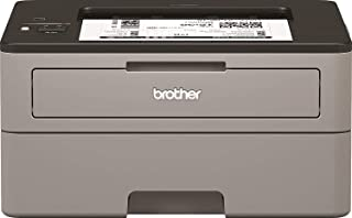 Brother HL-L2350DW Mono Laser Printer- Single Function, Wireless/USB 2.0, 2 Sided Printing, 30PPM, A4 Printer, Small Offic...