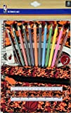 Forever Collectibles NBA Basketball Miami Heat Camo Stationery Set Schulbedarf Buntstifte etc -