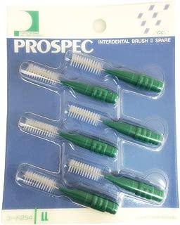 GC(ジーシー) プロスペック歯間ブラシII スペアー LL 6本入
