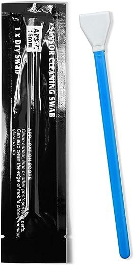 AAWipes Sensor Cleaning Swabs for APS-C Sensors of DDR DSLR or SLR Camera (20 Pack of 16 mm Sensor Cleaning...