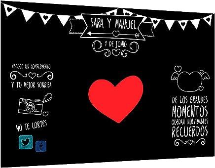 Amazon.es: carteles pizarra - 50 - 100 EUR: Hogar y cocina