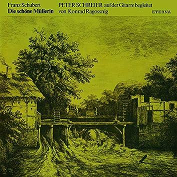 Schubert: Die schöne Müllerin (Arr. For Tenor and Guitar)
