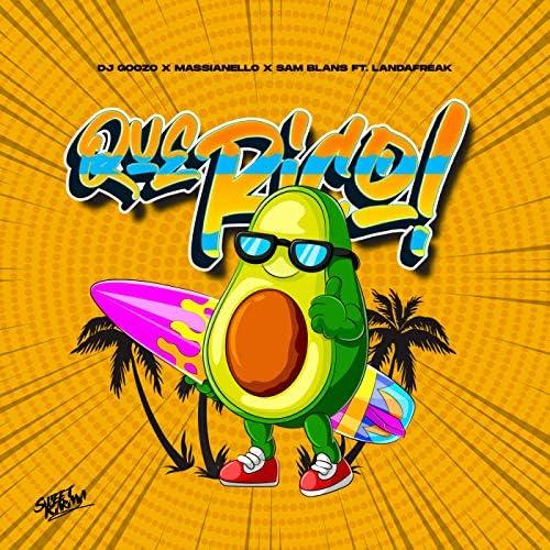 DJ Goozo, Massianello & Sam Blans feat. Landa Freak