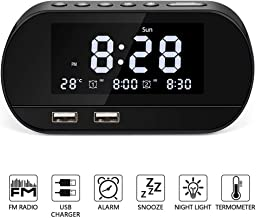 Best Alarm With Radio of 2020 – Top Rated & Reviewed