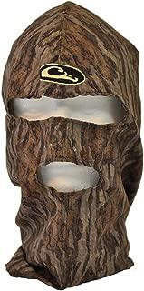 Drake Waterfowl EST Silencer Micro-Fleece Face Mask - Mossy Oak Bottomland