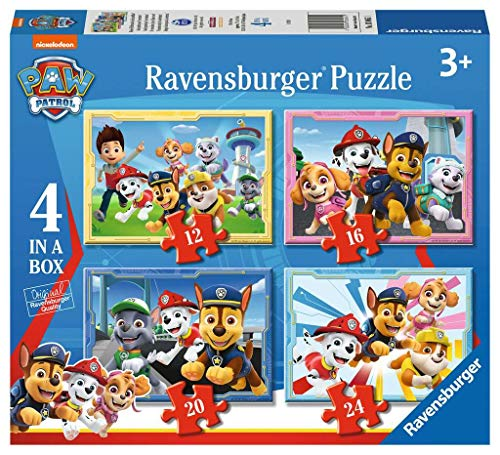 Ravensburger - La Patrulla Canina B Multicolor, 03065 1