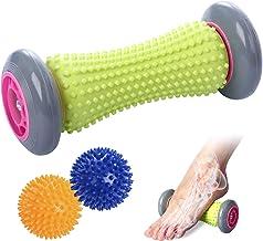 TOBREFE Plantar Fasciitis Foot Roller Massage for Back Pain
