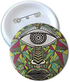 Best psychedelic hat pins Reviews