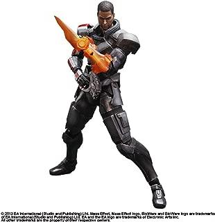 Square Enix Mass Effect 3 Commander Shepard Play Arts Kai Action Figure
