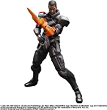 Mass Effect 3 - Figura Play Arts Kai: Commander Shepard