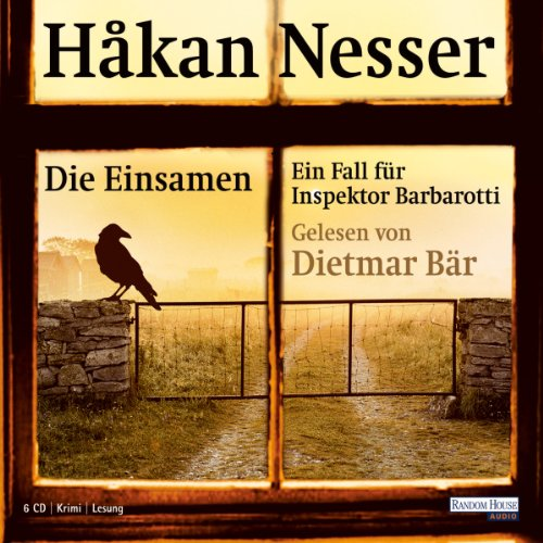 Die Einsamen audiobook cover art