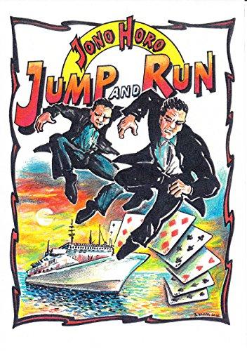 Jump and run (English Edition)