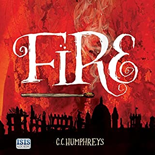 Fire                   By:                                                                                                                                 C. C. Humphreys                               Narrated by:                                                                                                                                 C. C. Humphreys                      Length: 9 hrs and 11 mins     26 ratings     Overall 4.3
