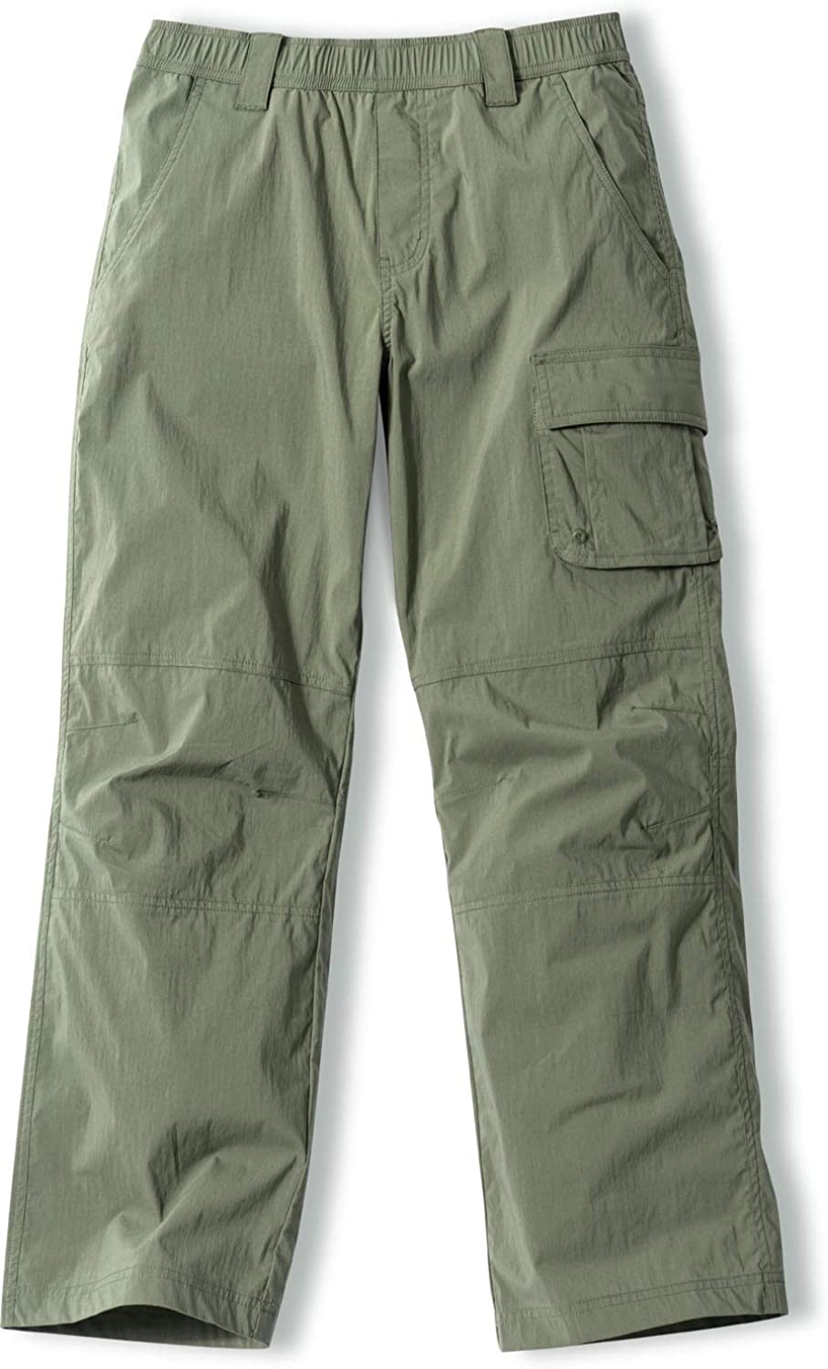 New products world's Regular dealer highest quality popular CQR Kids Youth Hiking Cargo 50 UPF Pants Outdoor Camping