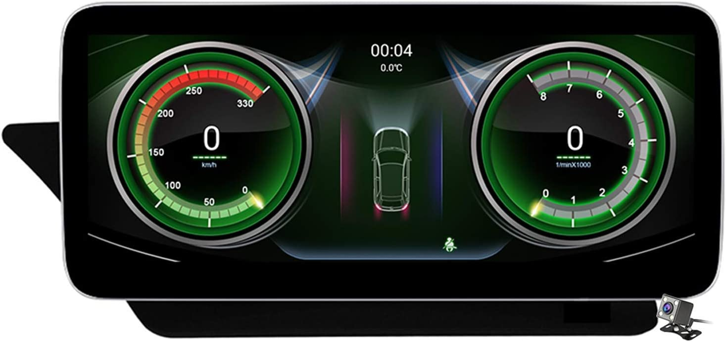 Car Stereo Android 10.0 Elegant Safety and trust Radio 2 Din Unit Head Benz for Mercedes