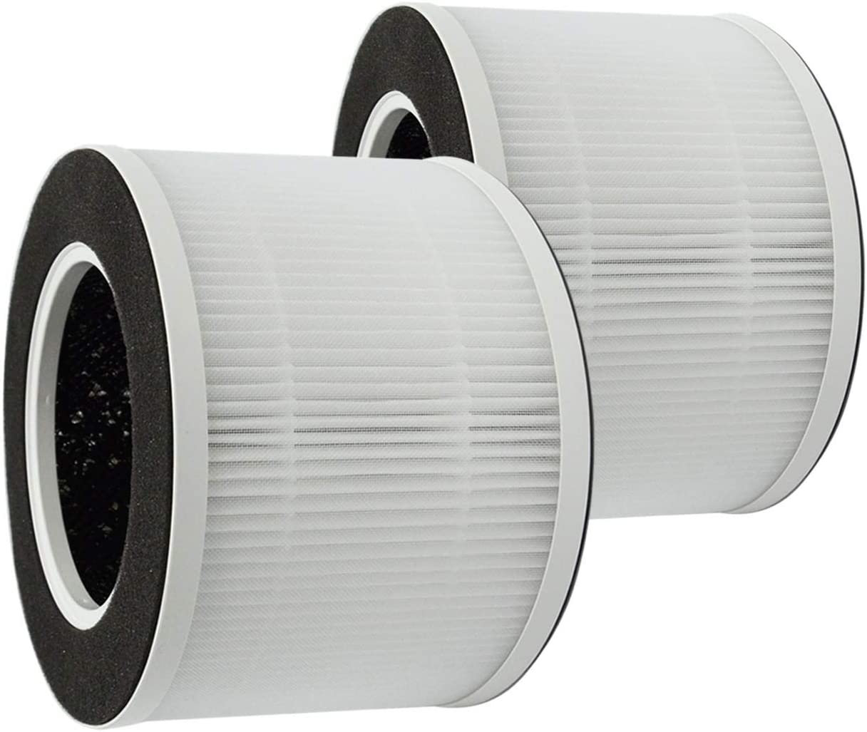 PUREBURG 2-Pack Replacement Filters with Long-awaited Miami Mall RENPHO RP-AP Compatible