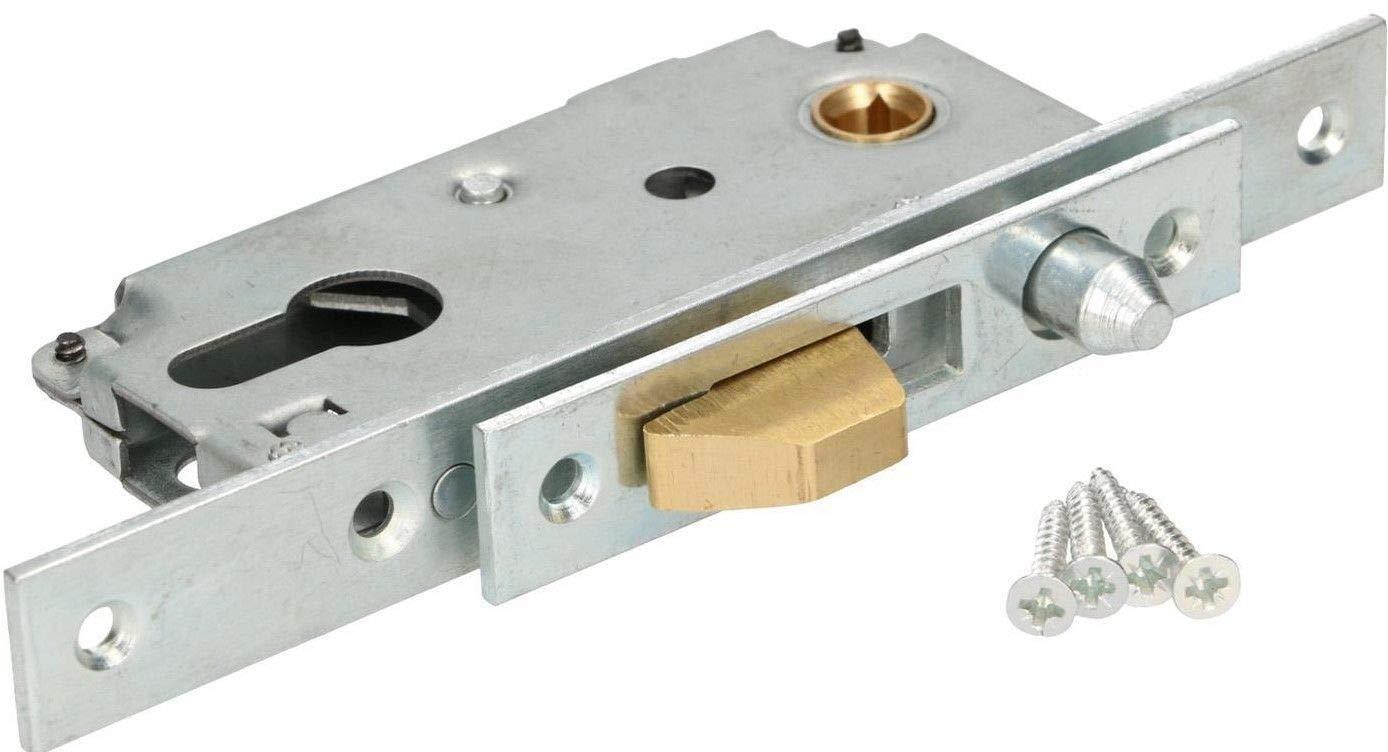 KOTARBAU® - Cerradura de gancho para puerta corredera 72/40, resistente a la corrosión: Amazon.es: Bricolaje y herramientas