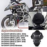 AHOLAA Cubierta de Motor de Delantero para Motocicleta,Accesorios de Moto Vivienda Protector de Motor para B.M.W R1250GS R1200GS LC R1200 GS LC R 1200 GSA LC R1200R LC R1200RT LC