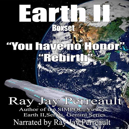 Earth II - Box Set audiobook cover art