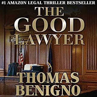 The Good Lawyer cover art