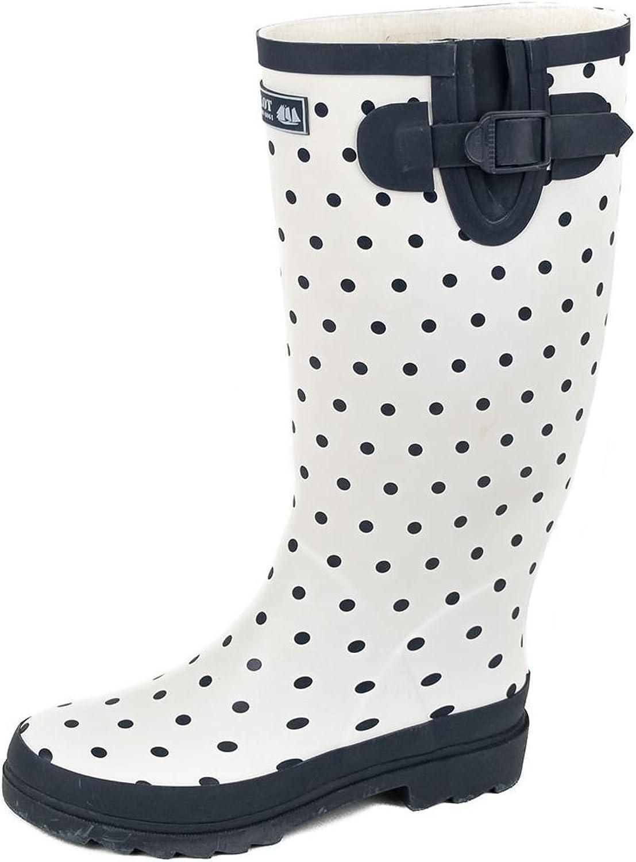 HUBLOT Bruine weiß Marineblau - Stiefel Damen 39 weiß weiß weiß Marineblau  2ed6a9