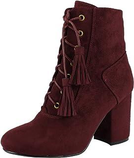 327592095a5 Amazon.com: Nature Breeze - Ankle & Bootie / Boots: Clothing, Shoes ...
