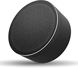 Bluetooth Speaker V4.2, LINGYI Portable Wireless Speaker with HD Sound, 18-Hour Playtime, Built-in Mic, Micro SD Support for iPhone, iPad, Laptop, Samsung and Echo dot (Black)