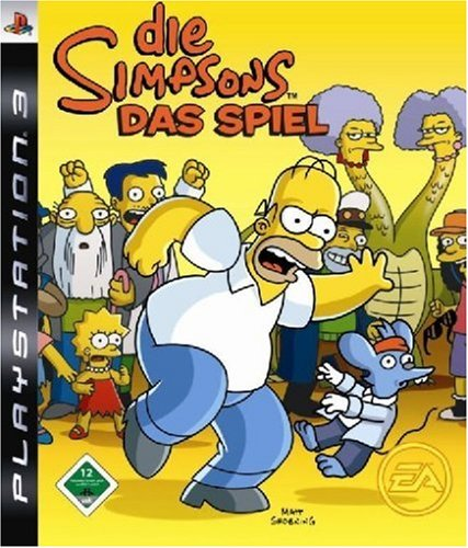Electronic Arts The Simpsons Game PlayStation3