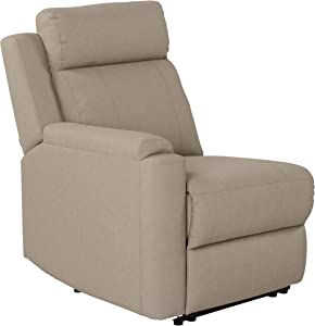 THOMAS PAYNE Heritage Series Theater Seating Collection Right Hand Recliner for 5th Wheel RVs, Travel Trailers and Motorhomes