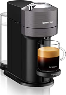 Nespresso Vertuo Next, by Magimix - Dark Grey, 11707 - 3 Months of Coffee and an Aeroccino