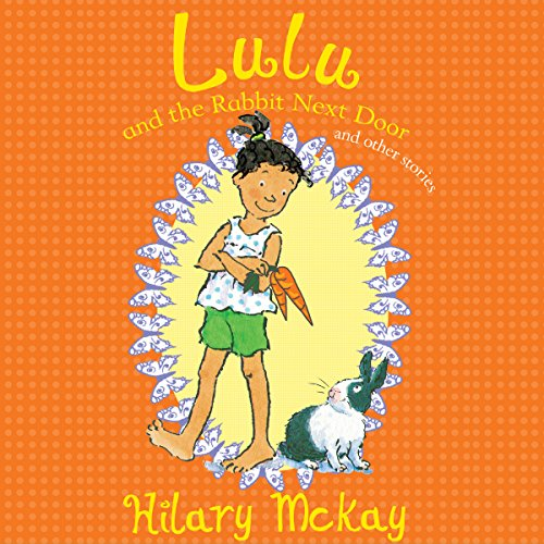 Lulu and the Rabbit Next Door and Other Stories audiobook cover art