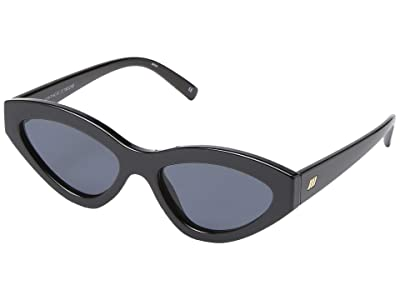 Le Specs Synthcat (Black 1) Fashion Sunglasses