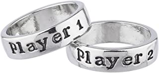 player 1 and player 2 rings