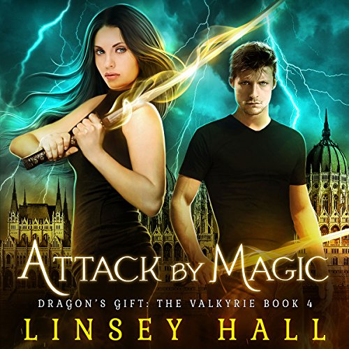Attack by Magic audiobook cover art