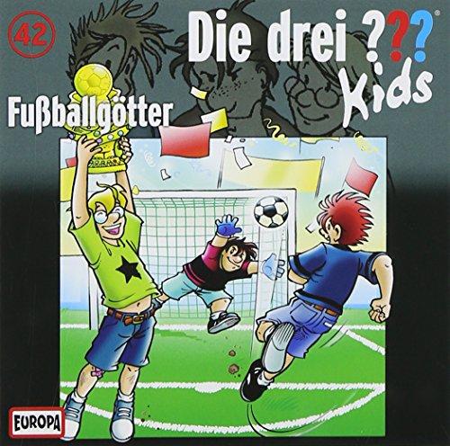 Die Drei??? Kids, 42: Fußballgötter