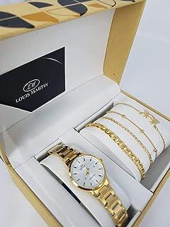 Women's Watch kit with bracelets