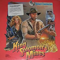 KING SOLOMON'S MINES (ORIGINAL SOUNDTRACK LP, 1985)