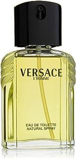 VERSACE Eau De Toilette Spray, L'homme, 3.4 Ounce