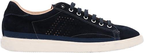 FRAU 18C2 - Hauszapatos de Cuero para Hombre azul Turquesa