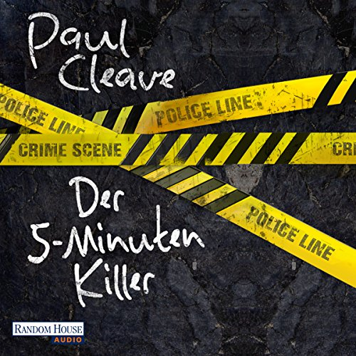 Der Fünf-Minuten-Killer audiobook cover art