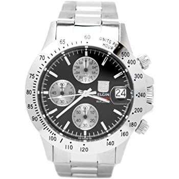 [エルジン] 腕時計 FK1184S-B シルバー