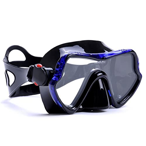 082f8f7b793d YFX Create Diving Mask Nose Cover Swim Goggles Scuba Freediving Swimming  Mask for Men Women Adult